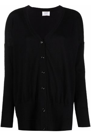 SNOBBY SHEEP Button-down knit cardigan