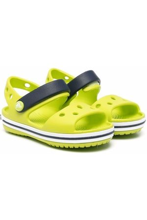 CROCS KIDS Schoenen - Round-toe colour-block sandals