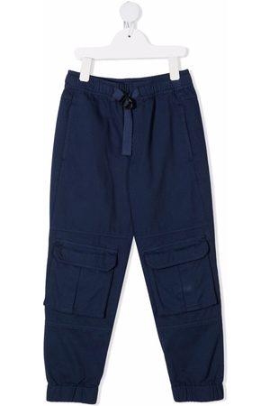 Stella McCartney Jongens Cargo's - Twill cargo trousers