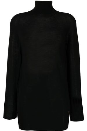 Gucci Dames Gebreide truien - Interlocking GG logo jumper