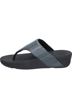 Fitflop D09 090 All Black Slippers