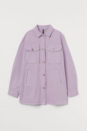 H&M Oversized hemdjas