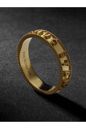 Foundrae 18-Karat Ring