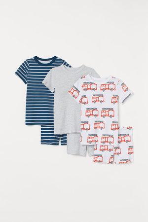H&M Set van 3 katoenen pyjama's