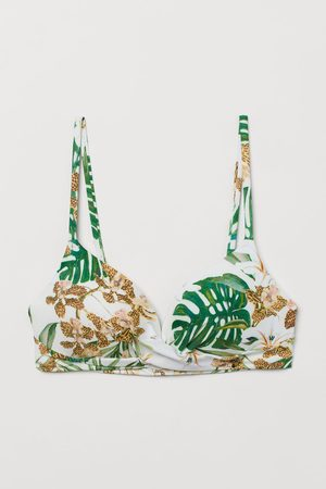 H&M Push-up bikinitop
