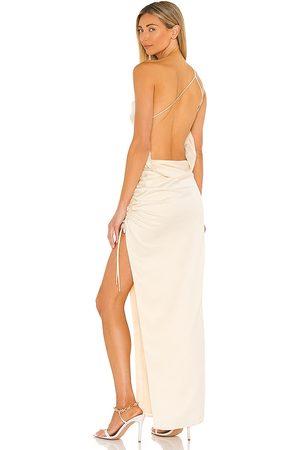 Lovers + Friends Dames Asymmetrische jurken - Maegan Gown in