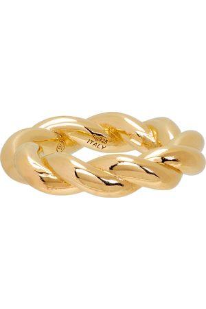 Bottega Veneta Heren Ringen - Gold Twist Ring