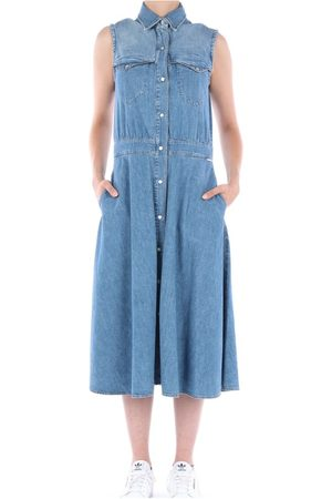ROŸ ROGER'S P20Rnd458D2971432 Denim dress