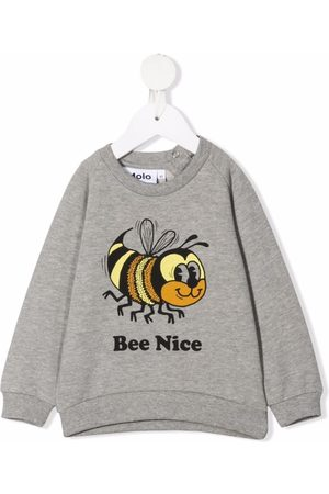 Molo Bee Nice print sweatshirt