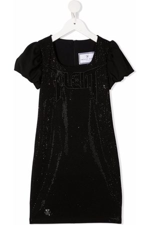 Philipp Plein Iconic Plein studded dress