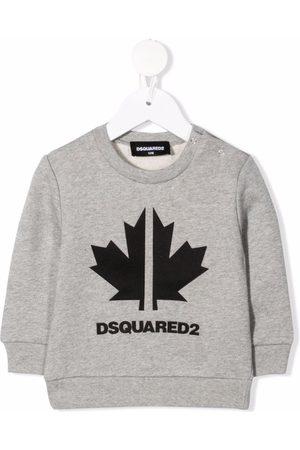 Dsquared2 Kids Logo print sweatshirt