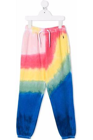 Ralph Lauren Tie-dye print joggers