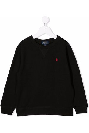 Ralph Lauren Logo-embroidered sweatshirt
