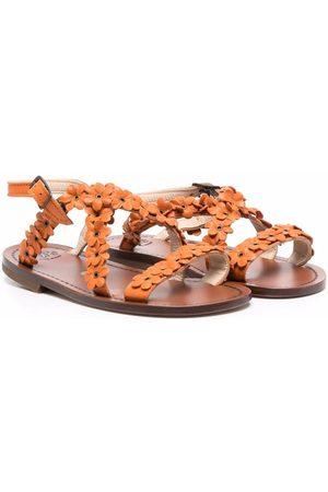 Pèpè Chaleur leather sandals