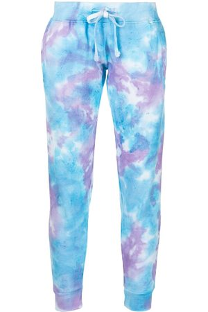 LA DETRESSE Blueberry Mystic track pants