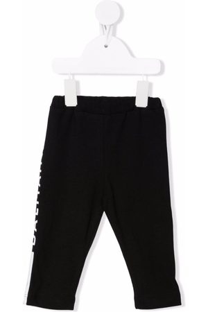 Balmain Side stripe-detail track pants