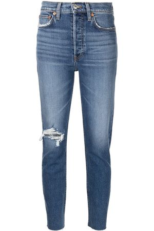 RE/DONE Comfort Stretch ripped jeans