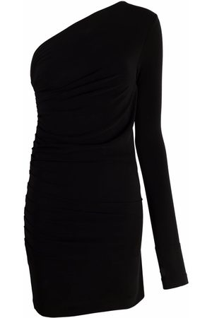 Dsquared2 One-shoulder fitted minidress