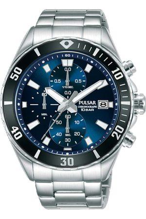 Pulsar Horloges PM3187X1 Zilverkleurig