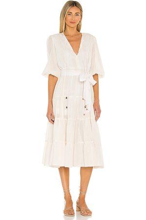 Karina Grimaldi X REVOLVE Soraya Midi Dress in
