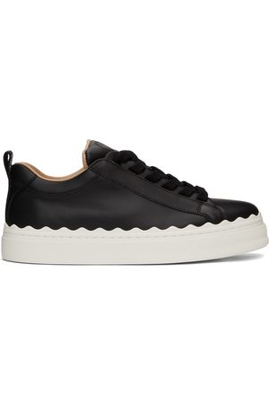 Chloé Black Lauren Sneakers