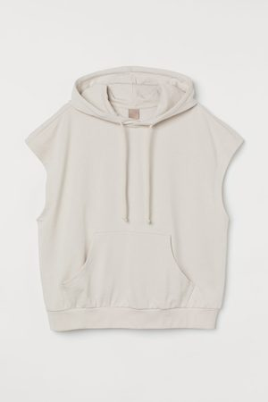 H&M + Mouwloze hoodie