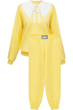 Sleeper Diana Cotton Blend Sweat Suit