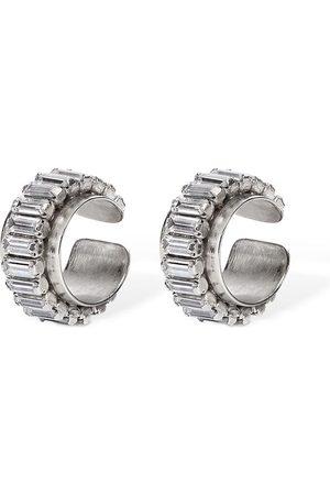 Yun Yun Sun Dames Ear cuffs - Set Of 2 Cerus Crystal Ear Cuffs