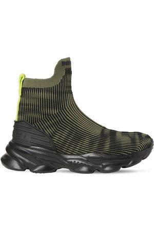 Diesel Knit Sock Slip-on Sneakers