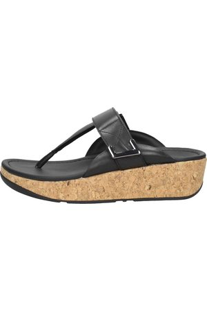 FitFlop Remi Adjustable Thoe Thongs Leather