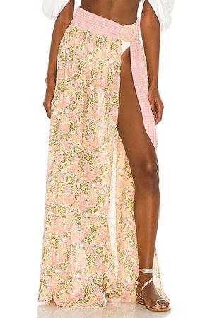 Tularosa Lena Maxi Skirt in