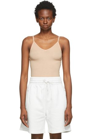 AGOLDE Dames Bodysuits - Spaghetti Bodysuit