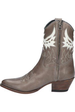 Sendra 16577 Lia Pirite Bras Sabbia White Western boots
