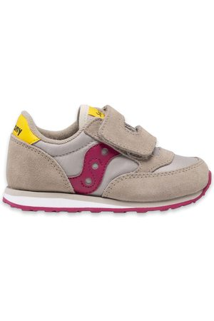 Saucony Sneakers Baby Jazz Hook-and-Loop Taupe