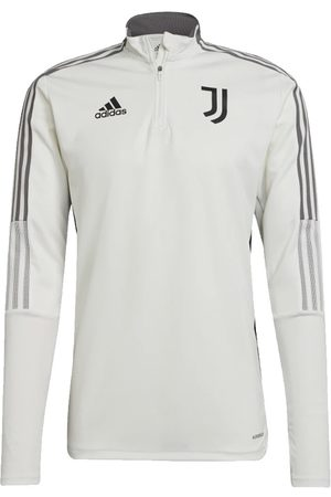 Adidas Juventus trainingstop 2021-2022 white