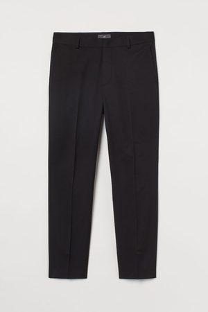 H & M Cropped broek - Slim Fit