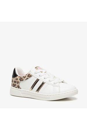 Blue Box Meisjes sneakers met luipaardprint