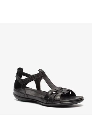 ECCO Flash leren dames sandalen