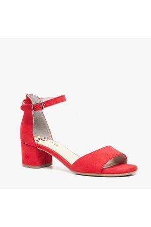 Jana Dames hak sandalen