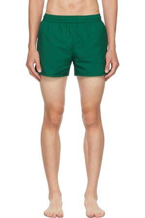 Ami Green Ami De Coeur Swim Shorts