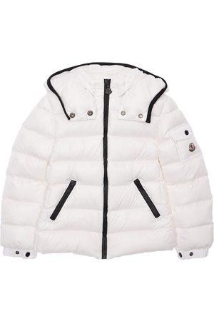 Moncler Meisjes Donsjassen - Bady Hooded Nylon Down Jacket