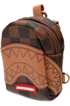 Sprayground Heren Rugzakken - Henny Checkered Tiny Backpack