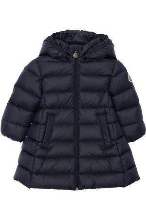 MONCLER Majeure Hooded Nylon Down Coat