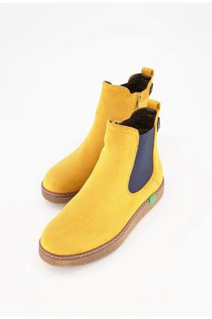 Ulla Popken Dames Enkellaarzen - Grote Maten Jana Shoes Chelsea Boots, Dames