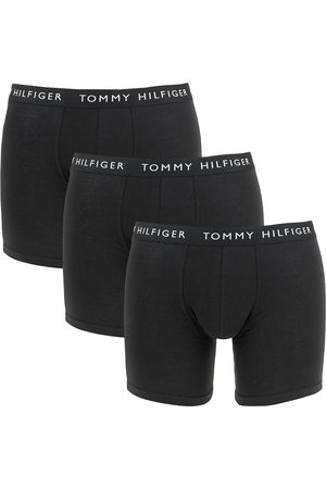 Tommy Hilfiger Boxershorts 3-pack long boxers basic logotaille