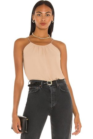 ATM Anthony Thomas Melillo Georgette Halter Top in