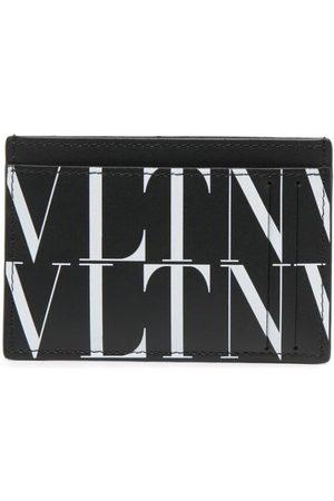 VALENTINO GARAVANI Heren Portefeuilles - VLTN print cardholder