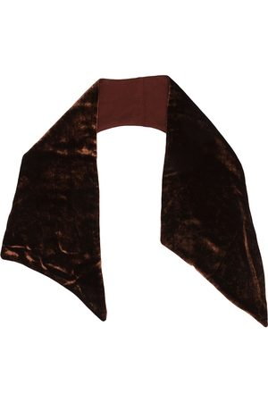 Armani Faux-fur short scarf