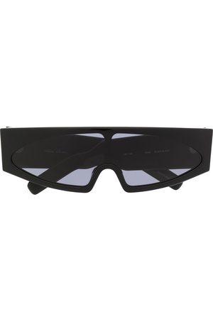 Rick Owens Angular visor sunglasses