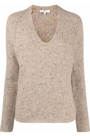 Vince V-neck wool sweater